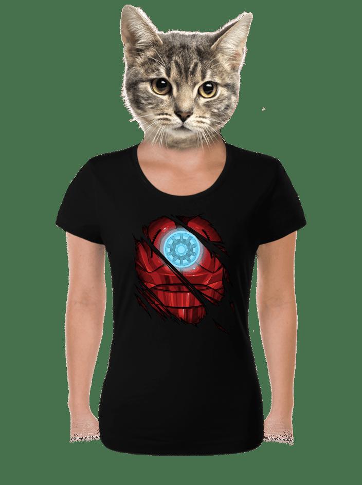 Ironman dámske tričko