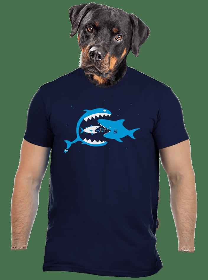 Rybky pánske tričko