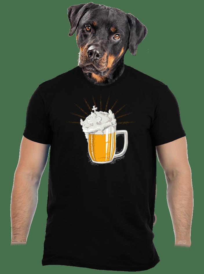 České zlato pánske tričko