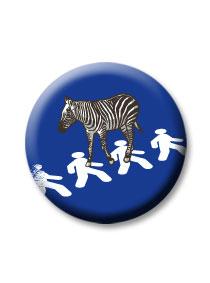 Placka Zebra