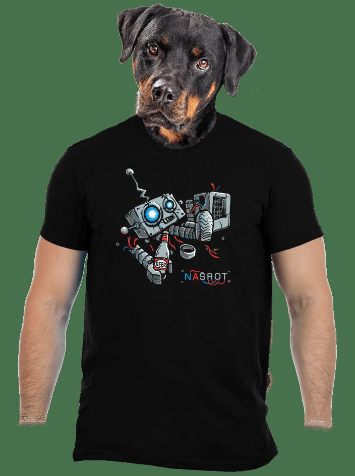 Našrot pánske tričko