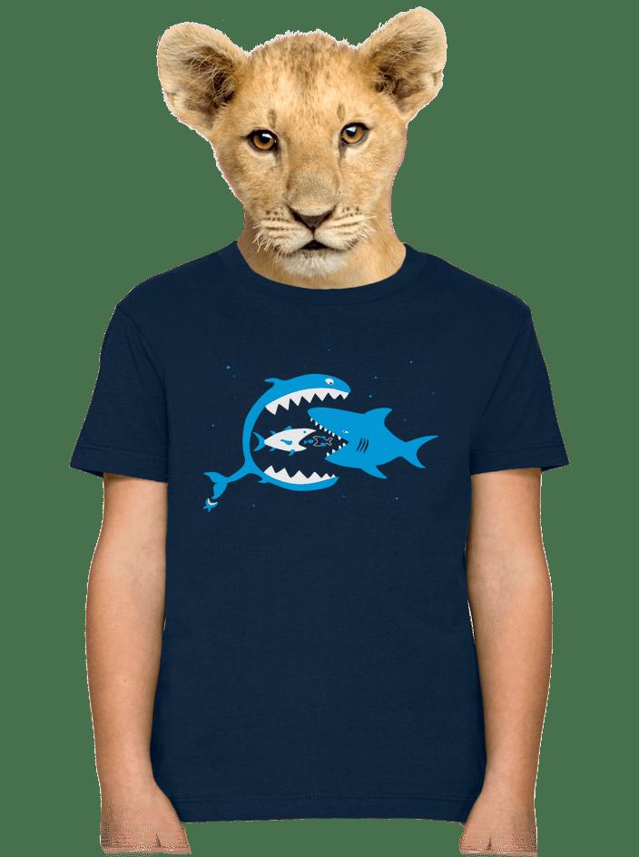 Rybky detské tričko