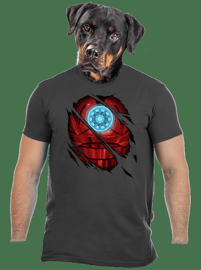 Ironman pánske tričko
