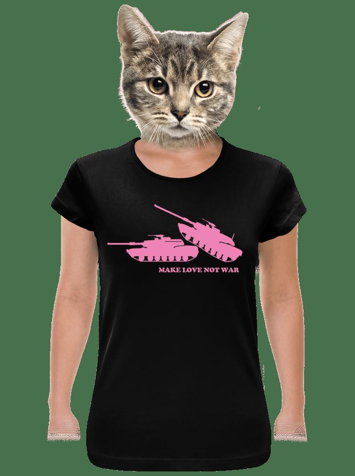 Tanky dámske tričko