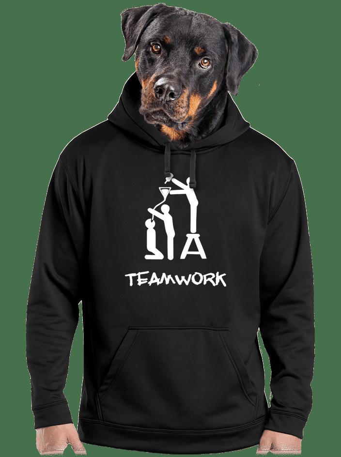 Teamwork pánska mikina